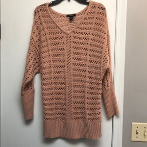 Chunky fall sweater